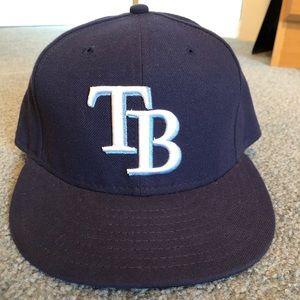 New Era Accessories - Tampa Bay Rays New Era Hat